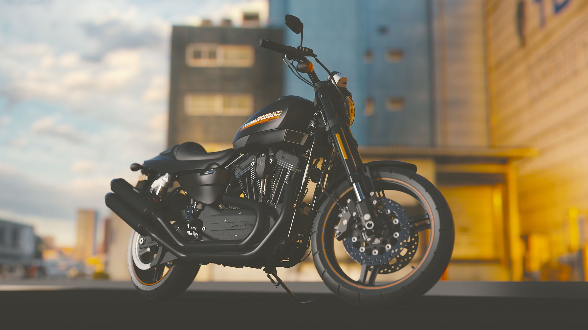 Köpa motorcykel