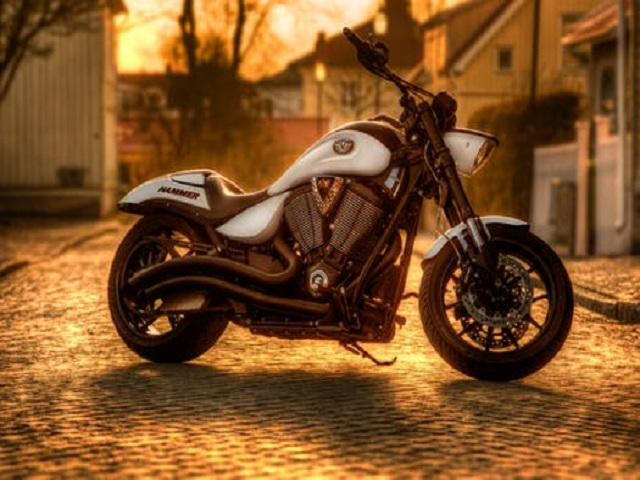 Olika motorcykelklasser